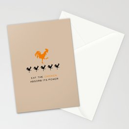 Smarter Chicken - Orange is the New Black Stationery Cards