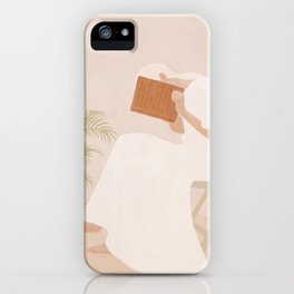 Lost Inside iPhone Case