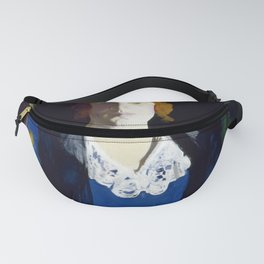 """George Wesley Bellows """"Portrait of Florence Pierce"""" Fanny Pack"""