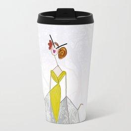 A SILENT WALK Travel Mug