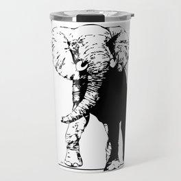 Elephant - M Travel Mug