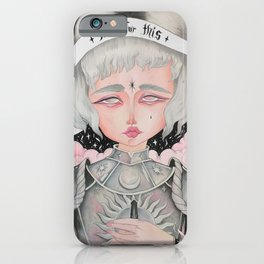 Born for This iPhone Case