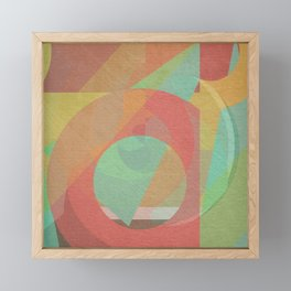Monza Framed Mini Art Print