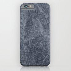 Ab Marb Blue Slim Case iPhone 6s