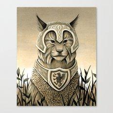 Sentry Canvas Print