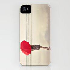 The Red Umbrella Slim Case iPhone (4, 4s)