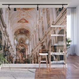 You're a Saint | Munich, Germany Wall Mural