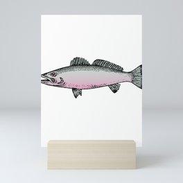 Music True Love Bass Mini Art Print