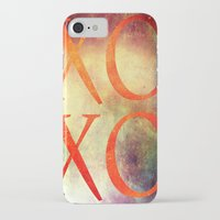 xoxo iPhone & iPod Cases featuring XoXo by Fine2art
