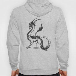 Asiatic Dragon Hoody