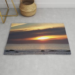 Serenity and the Sea Rug