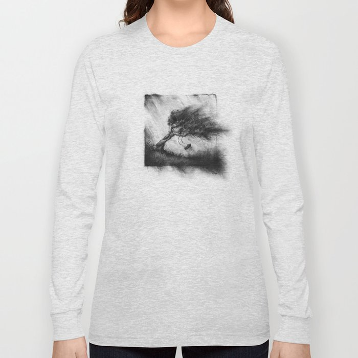 1e228679343f The Breeze of Late Summer Days Long Sleeve T-shirt by cwehrle