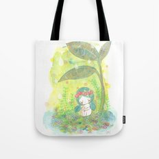 remember to breathe Tote Bag