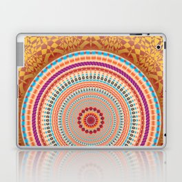 Friendship Mandala - מנדלה רעות Laptop & iPad Skin