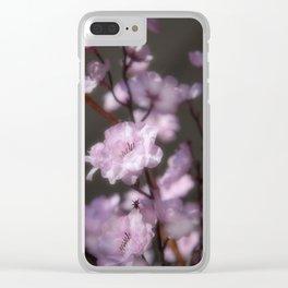 Flora in Vietnam Clear iPhone Case