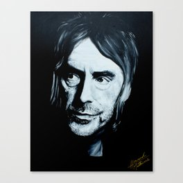 The Mod Father Canvas Print