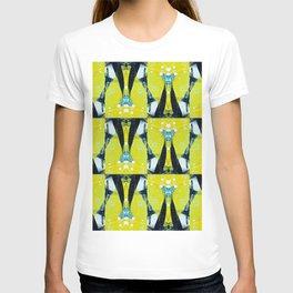 Lime links T-shirt