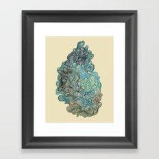 Friday Afternoon Framed Art Print