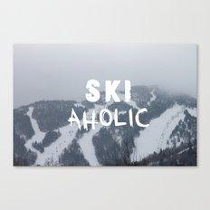 SKIaholic Canvas Print