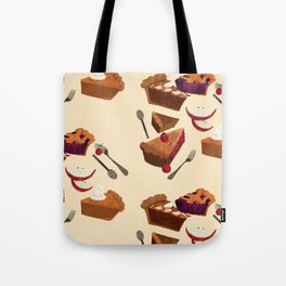 Get your pie on. Tote Bag