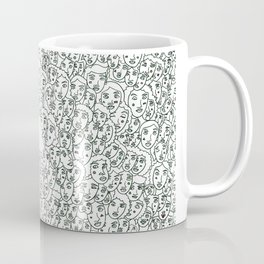 Show me faces Coffee Mug
