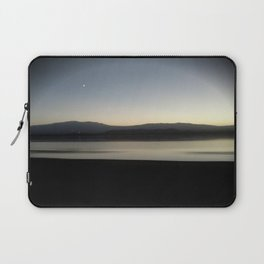 Little Crescent Over Sunset Laptop Sleeve