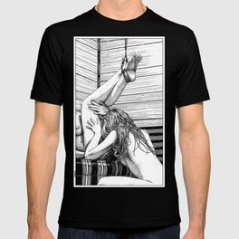 asc 685 - Les jambes en l'air (Tonight so high with you) T-shirt