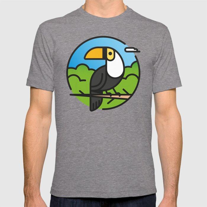 Toucan –  Color T-shirt