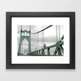St. Johns Framed Art Print
