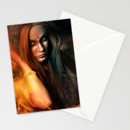 Wrath of the Wilderness Stationery Cards