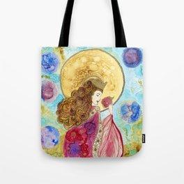 Santa Isabel Tote Bag