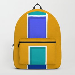 Blue Windows Backpack