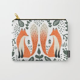 Fox Lore Carry-All Pouch