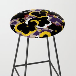 Pansy Love Bar Stool