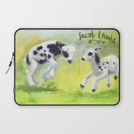 Jacob Lambs Laptop Sleeve