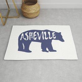 Asheville Bear Rug