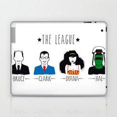 THE LEAGUE Laptop & iPad Skin