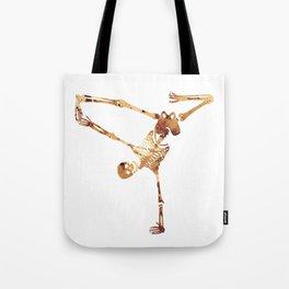 Break dance Tote Bag