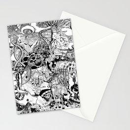 Destroyer Stationery Cards