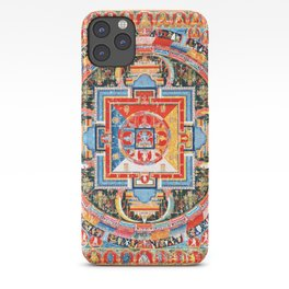 Mandala Buddhist 6 iPhone Case