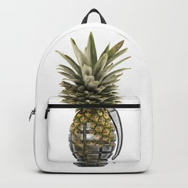 Pineapple Grenade Backpack