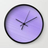 metal Wall Clocks featuring Metal by Fine2art