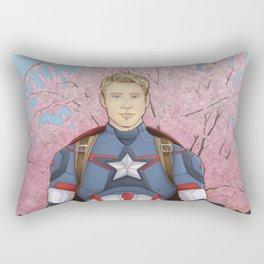 Oh Captain! My Captain! Rectangular Pillow