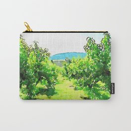 Hortus Conclusus: orchard Carry-All Pouch