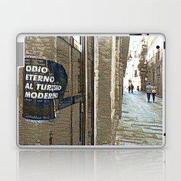 Barcelona digital street photography + Dreamscope Laptop & iPad Skin