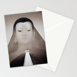 Statue in Chiang Mai Stationery Cards