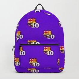 FC Barcelona Pattern Backpack