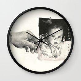 Infancia Wall Clock