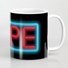 Nope Neon Mug