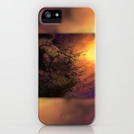 Leviathan Sunset iPhone Case